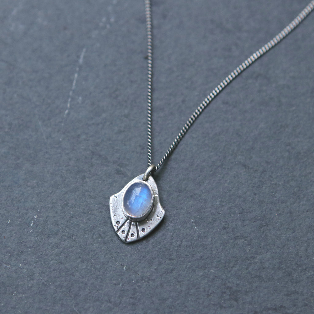 *Limited Pre-Order* Mini Rogue Shield Necklace