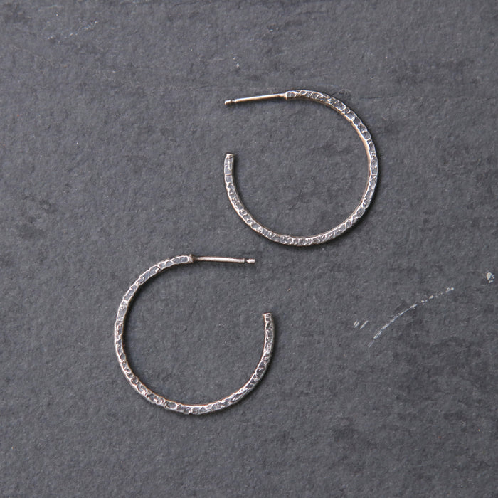 Relic Hoop Earrings - *Limited*