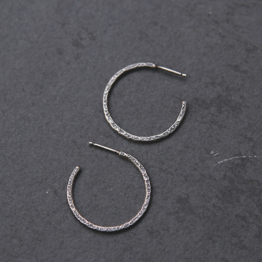 Relic Hoop Earrings