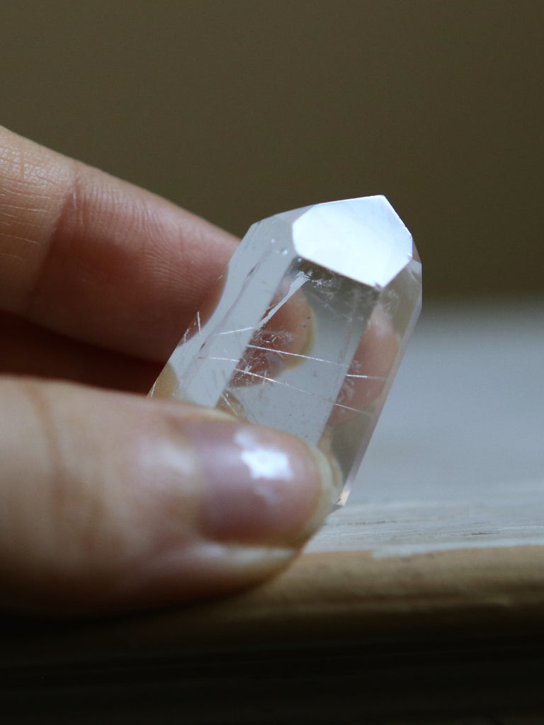 Little Cutie Quartz Crystal Point
