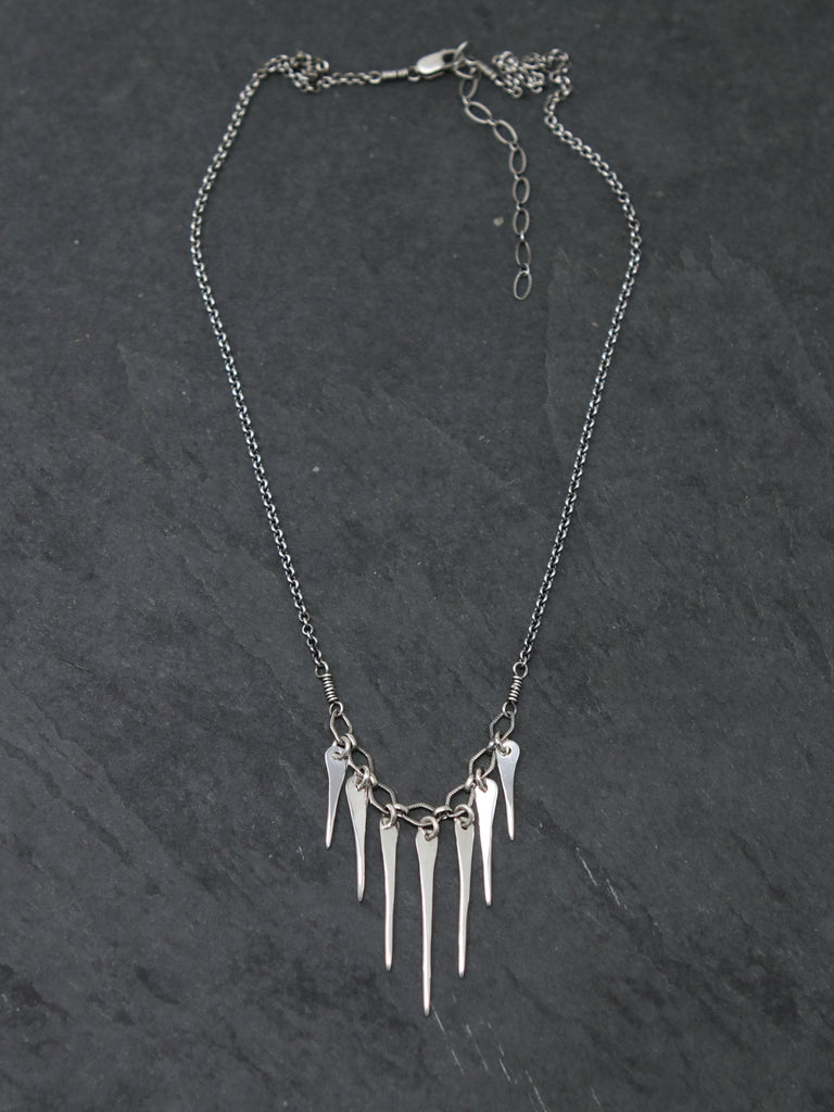 Spear Fringe Necklace *Limited*