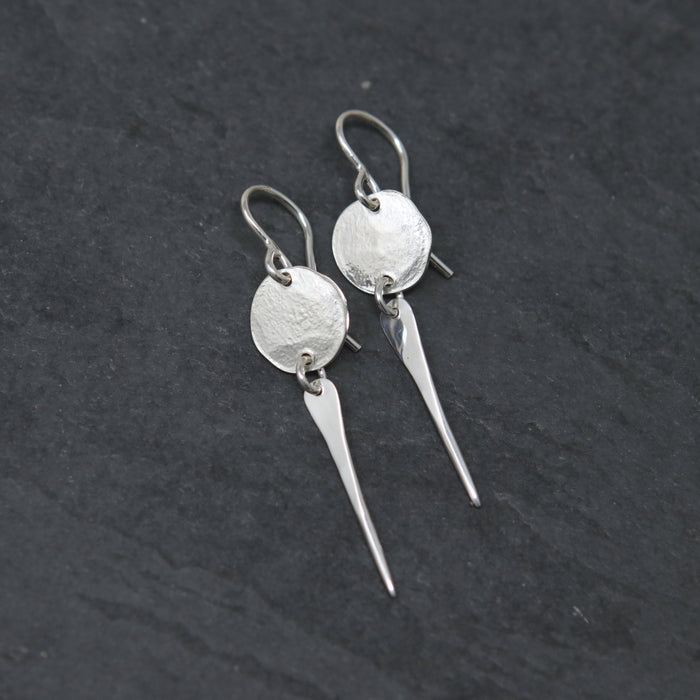 Petal and Thorn Earrings
