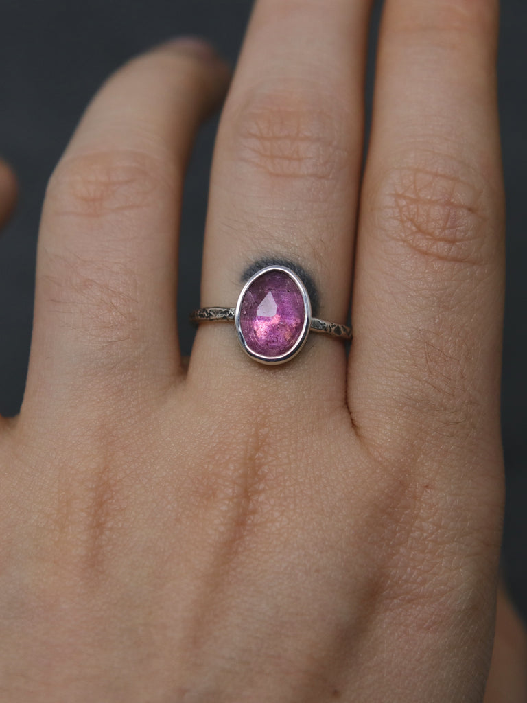 Ruby Relic Ring - Size 7 OOAK