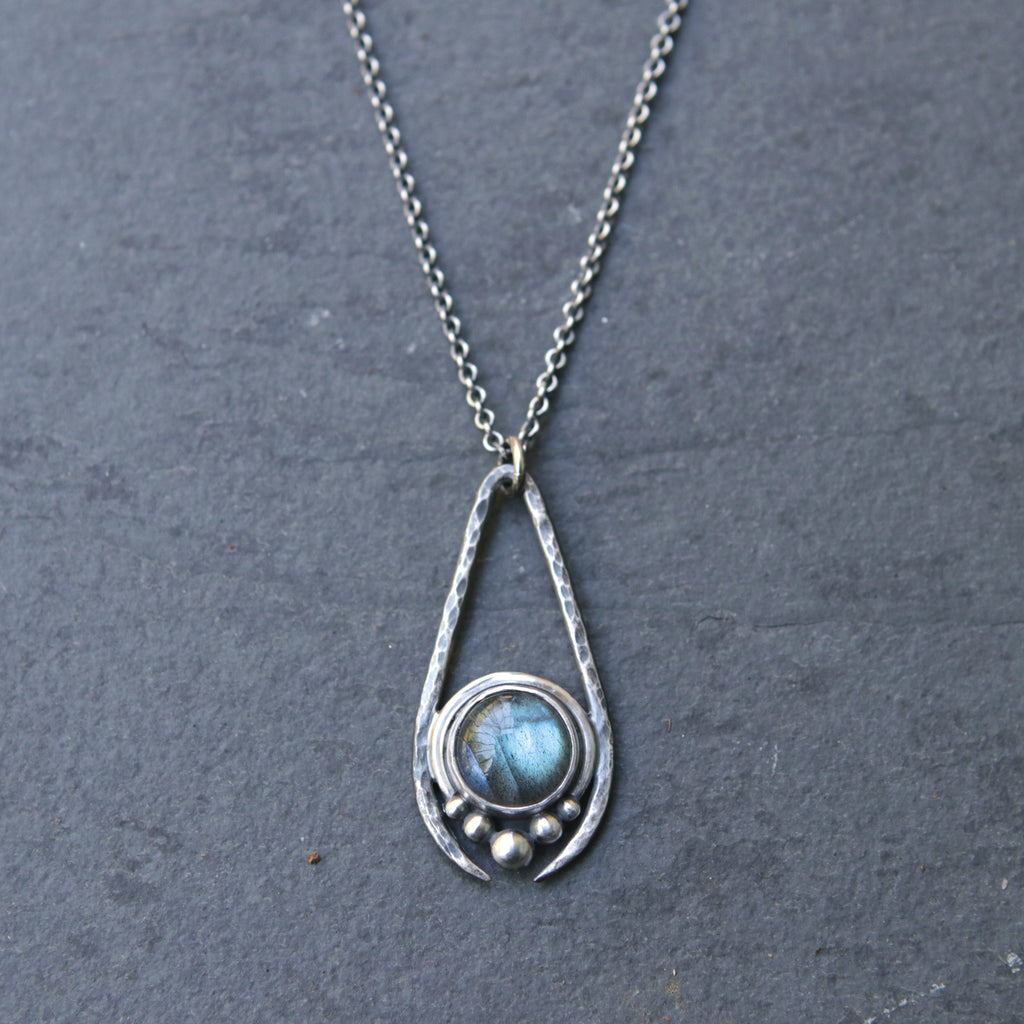 Labradorite Artemis Necklace * Limited *