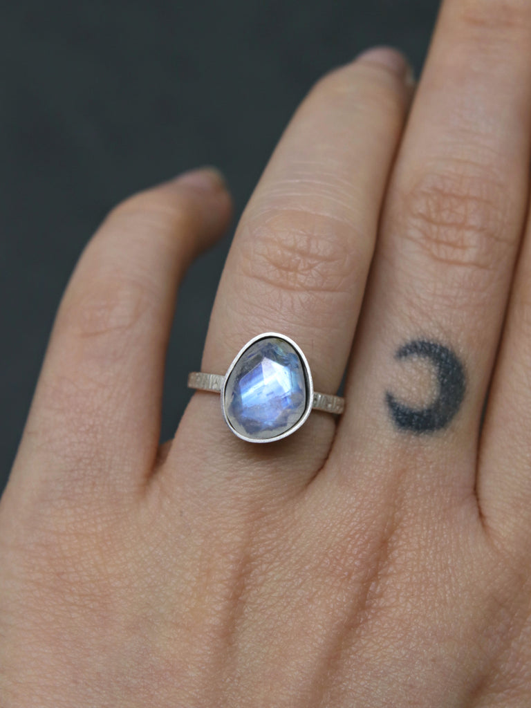 Moonstone Bespoke Ring