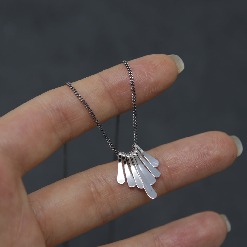 *Limited Holiday Run* Itty Bitty Theia Necklace