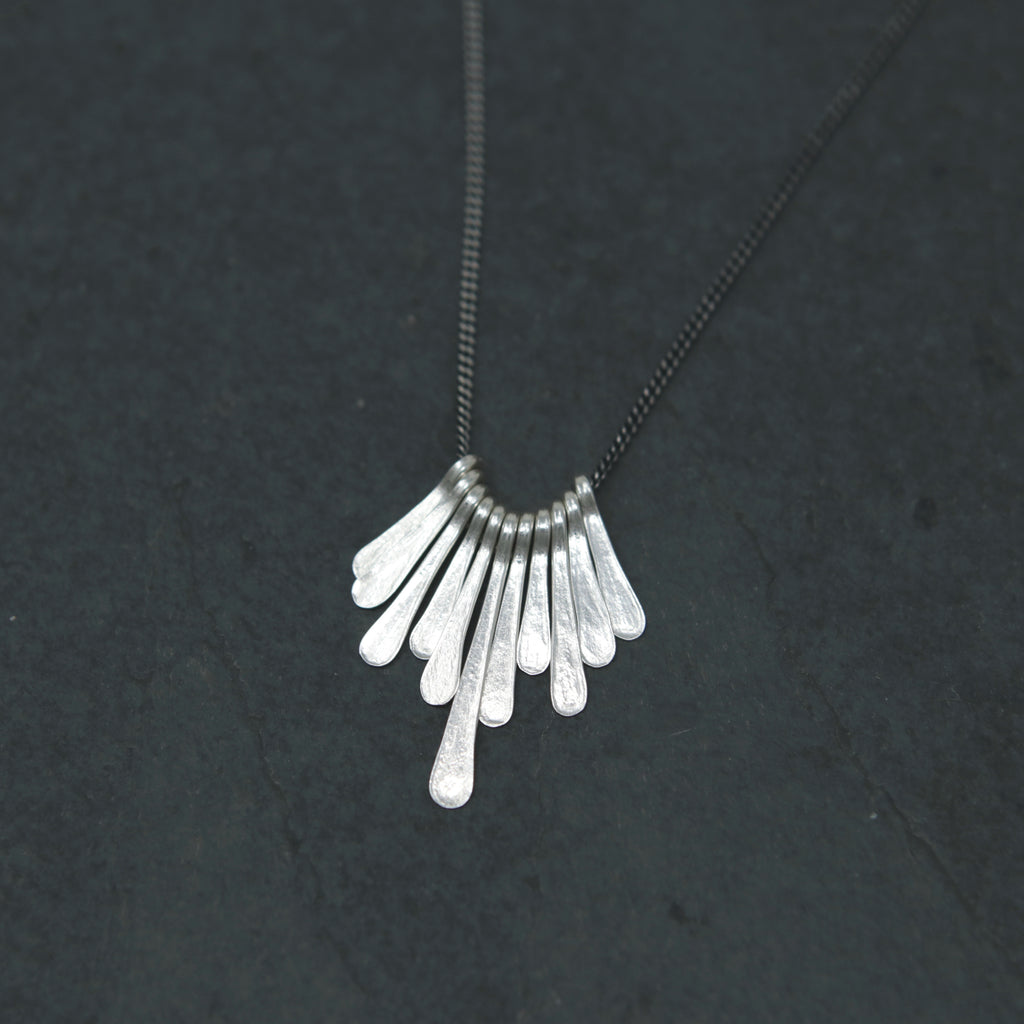 *Limited Holiday Run* Small Petal Theia Necklace