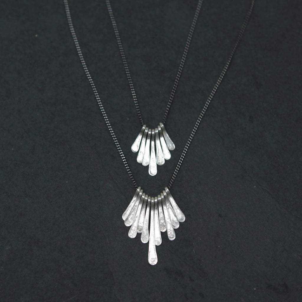 *Limited Holiday Run* Itty Bitty Petal Theia Necklace