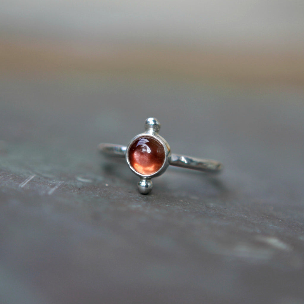 Special Edition Oregon Sunstone Polar Ring
