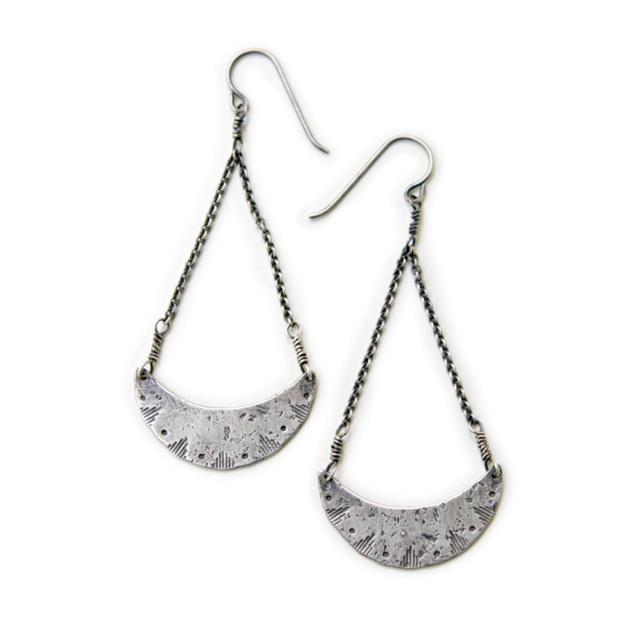New Moon Rising Earrings