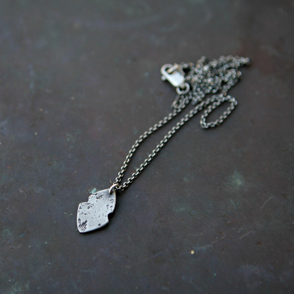 Spirit Spear Necklace