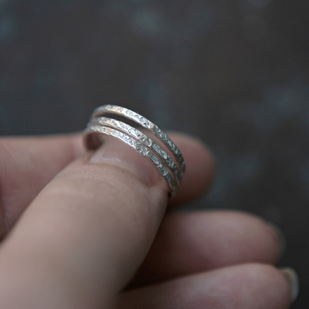 Relic Stacking Ring