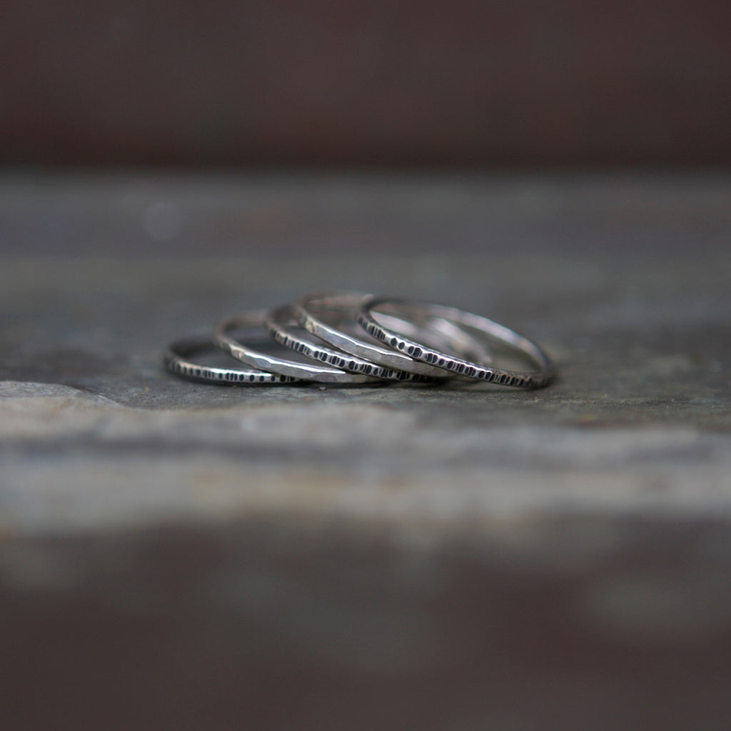 Linear and Hammered Stacking Set