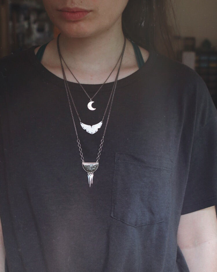 Aerial Runes Necklace