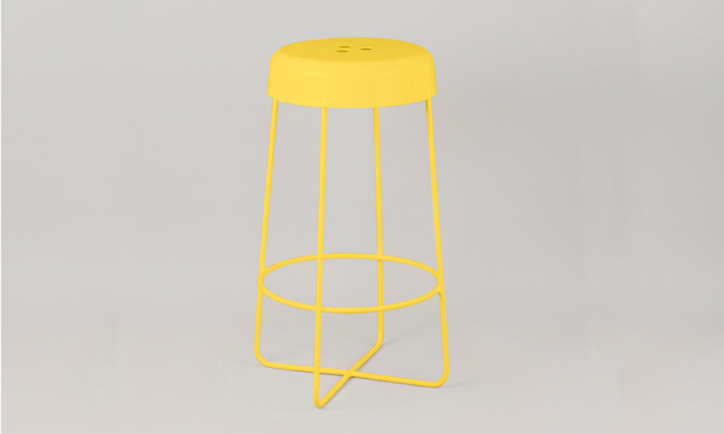 Dowel Jones - Tall Thimble Stool
