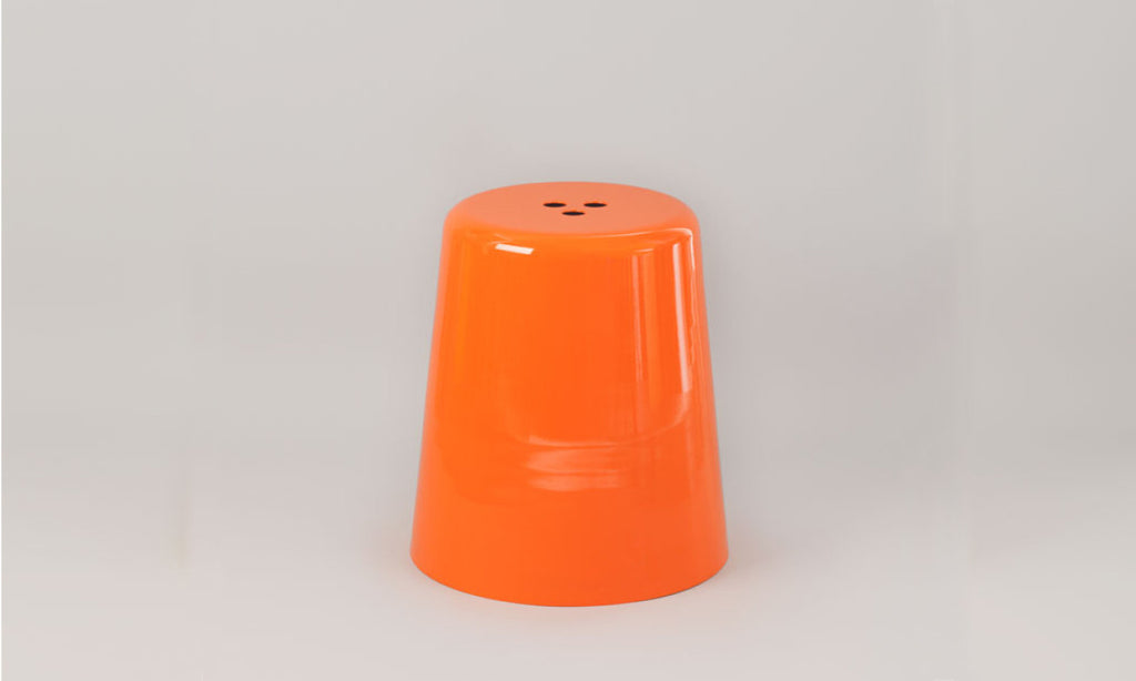 Dowel Jones - Low Thimble Stool