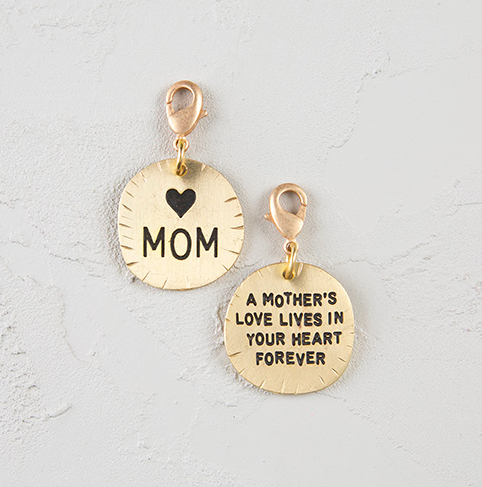 Natural Life Mother's Love Junk Market Charm, ACCESSORIES, natural life, Pink Maisy- PinkMaisy Premium Women Clothing Boutique