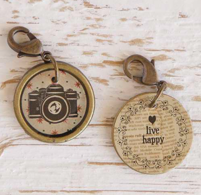Natural Life Camera Junk Market Vintage Hobby Charm, ACCESSORIES, natural life, Pink Maisy- PinkMaisy Premium Women Clothing Boutique
