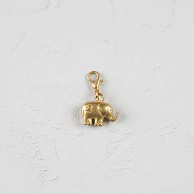 Natural Life Elephant Junk Market Charm, ACCESSORIES, natural life, Pink Maisy- PinkMaisy Premium Women Clothing Boutique