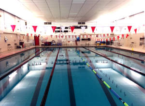 BU training pool