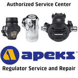Apexs Regulator Service and Repair