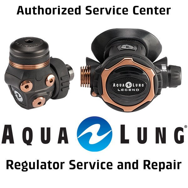 Aqualung Regulator Service and Repair - Ecdivers