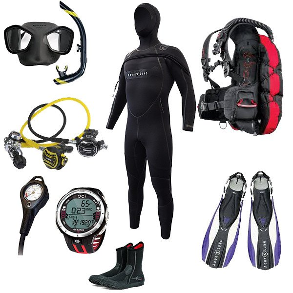 Scuba Gear Rent to Own [Deposit Only] - Ecdivers