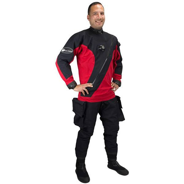 Scuba Force Explorer NST Drysuit - Ecdivers