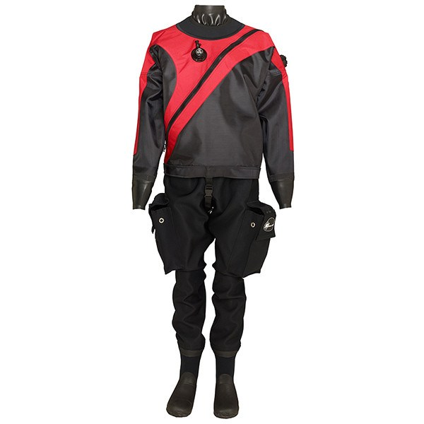 Scuba Force X9 Drysuit - Ecdivers