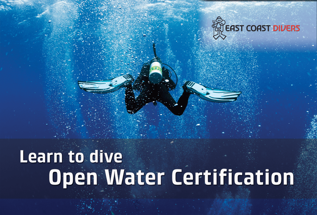 Open Water Pool & Class Training - Ecdivers
