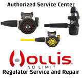 Hollis Regulator Service and Repair