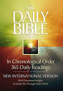 New International Version - NIV - The Daily Bible