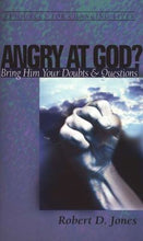 Load image into Gallery viewer, Angry at God?: Bring Him Your Doubts and Questions