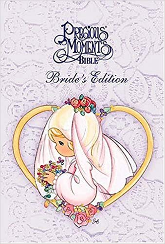 Precious Moments Bible: Bride's Edition