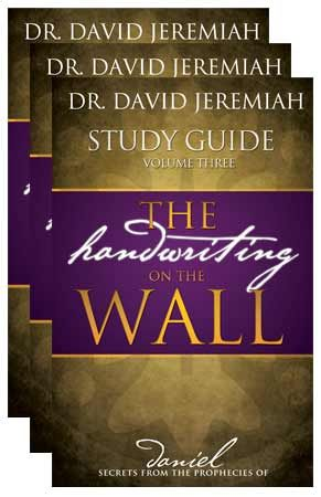 The Handwriting on the Wall - Volume Three