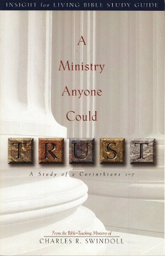 A Ministry Anyone Could Trust