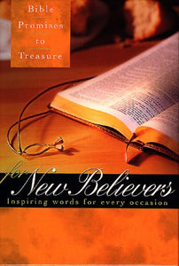 Bible Promises to Treasure for New Believers