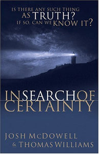 In Search of Certainty Book For Adults