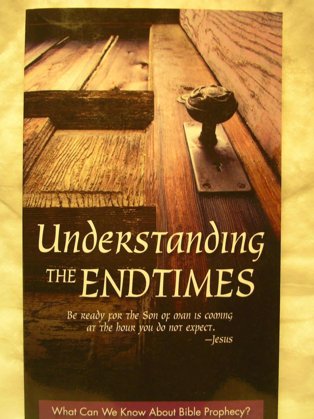 Understanding The Endtimes - What Can We Know About Bible Prophecy?