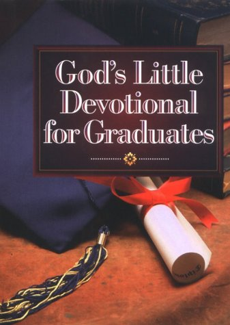 God's Little Devotional Book for Graduates