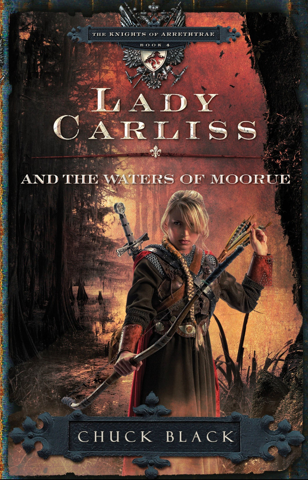 Lady Carliss and the Waters of Moorue Paperback