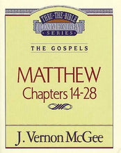 Load image into Gallery viewer, Thru the Bible Vol. 35: The Gospels (Matthew 14-28)