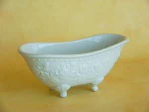 Soap Dish - Bathtub / Ceramic