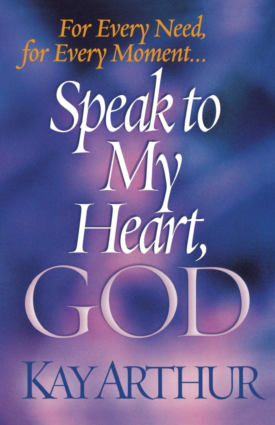 Speak To My Heart, Lord
