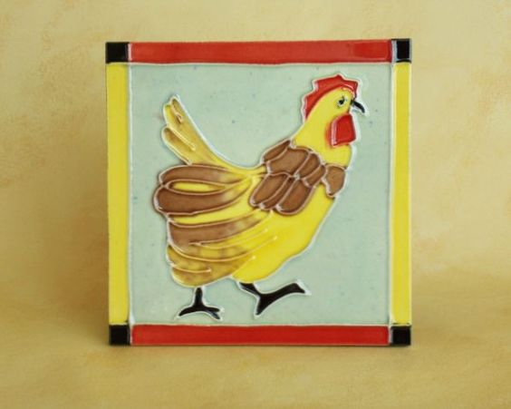 Tile - Chicken / Country