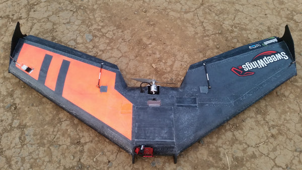 "Behemoth v2 - 60"" FPV Wing"