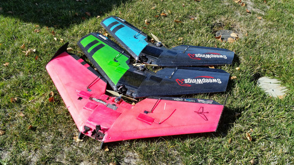 "The Juggernaut V2 - 48"" FPV Wing"