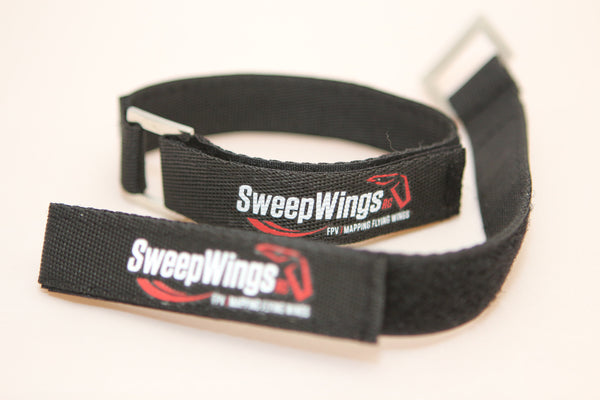 Sweepwings Velcro Straps 300mm