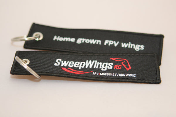 Sweepwings Key Chain
