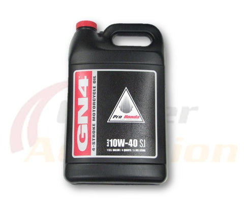Genuine Honda GN4 4-Stroke Motor Oil 10W-40 1 Gallon